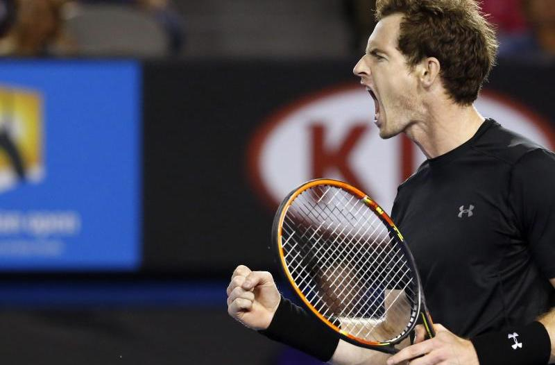 Murray zum vierten Mal im Australian-Open-Finale