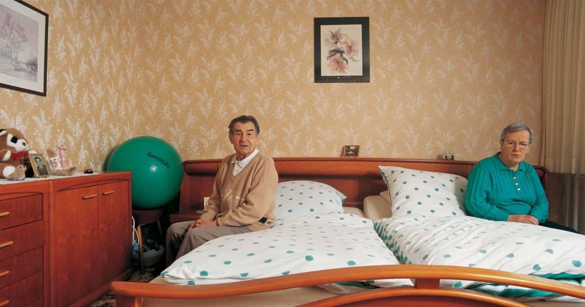 Fotografin Herlinde Koelbl Vom Schlafzimmer Zu Spuren Der Macht