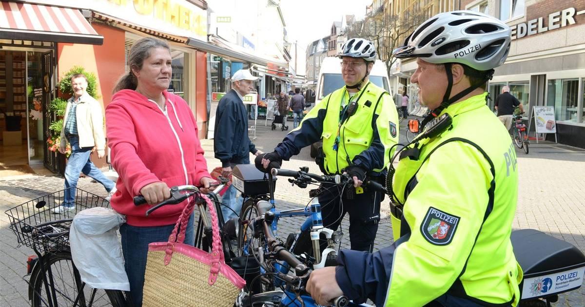 Reportage Polizei