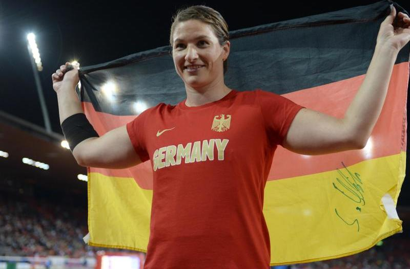"EM-Dritte Stahl: ""Bis Olympia 2016 keine Babypause"""