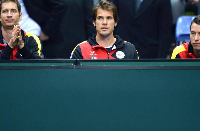 """Haas zu Davis-Cup-Eklat: """"Tut uns im Nachhinein leid"""""""