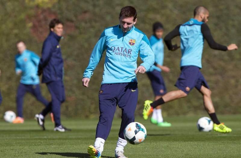 Messi hat keine Erklärung für wiederholten Brechreiz