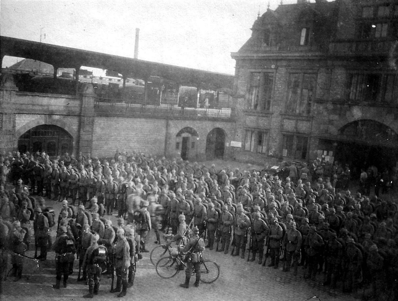 Kriegstote 1. Weltkrieg