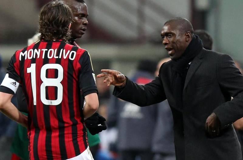 Milan droht der Absturz - Bewährungsprobe für Seedorf