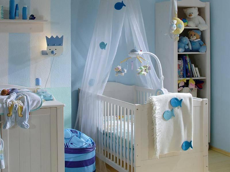 Das Chaos kommt von alleine - Kinderzimmer richtig einrichten