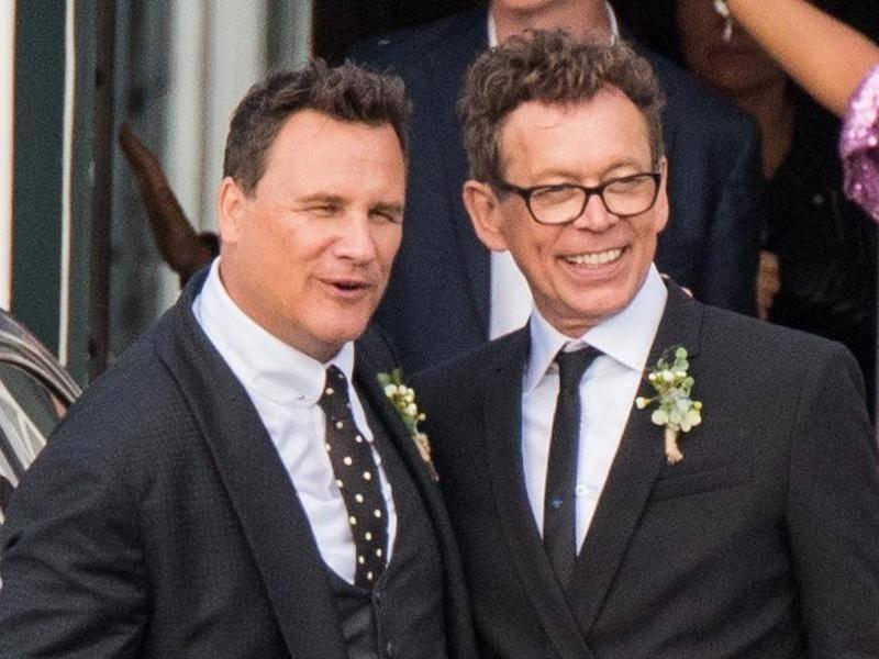 Hochzeit  Designer Guido Maria Kretschmer hat auf Sylt geheiratet 27fe9ff0d1