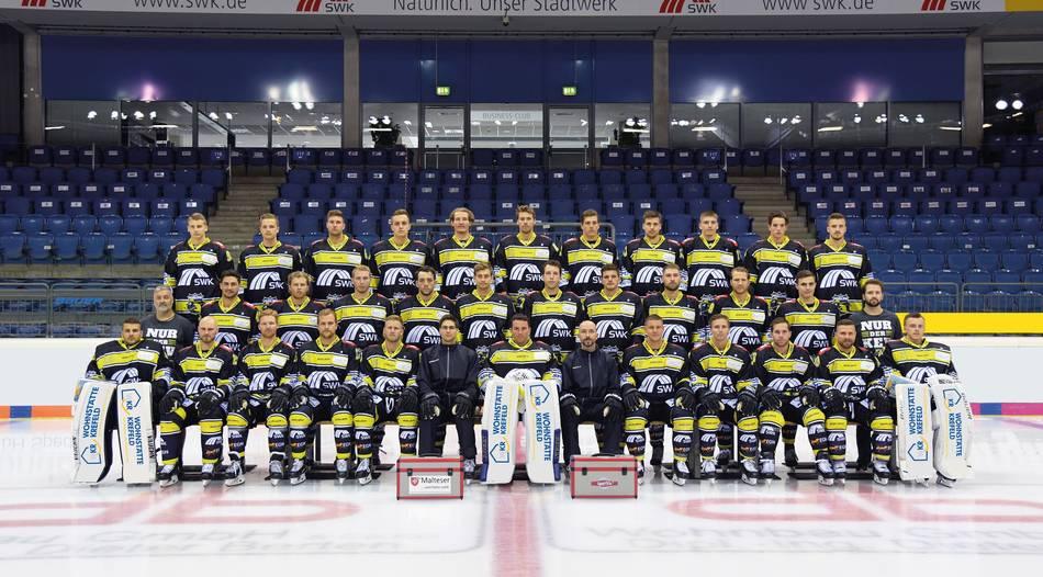 Krefeld Pinguine: Runderneuert in die neue Spielzeit