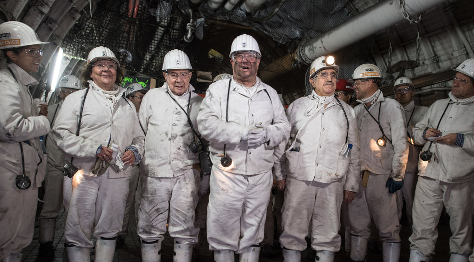 Steinkohle: Prosper-Haniel in Bottrop vor Schließung