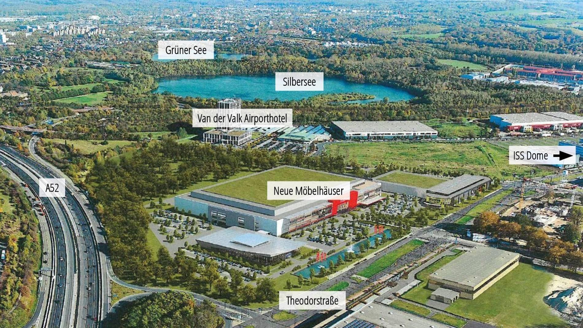 Krieger Stellt Möbelhaus Pläne In Düsseldorf Zurück