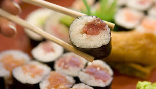 "Das ""International Sushi Festival"" findet am"