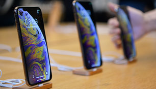 Die iPhone-Modelle iPhone XS und iPhone