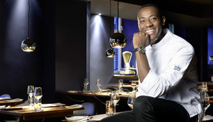 "Anthony Sarpong von ""Anthony's Kitchen"" in"