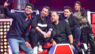 "Die prominenten Trainer von ""The Voice"