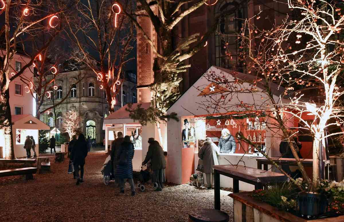 Totensonntag Weihnachtsmarkt.Weihnachtsmarkt 2018 In Krefeld Made In Krefeld Bereich Wird Größer