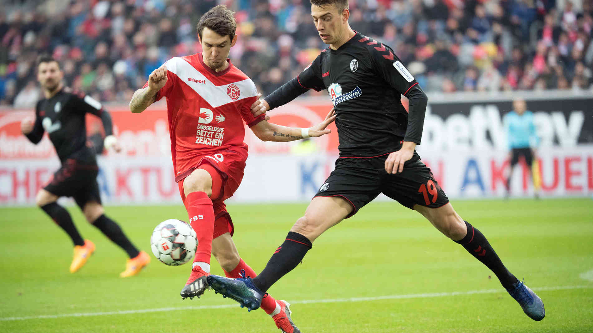 Freiburg Gegen Fortuna Düsseldorf