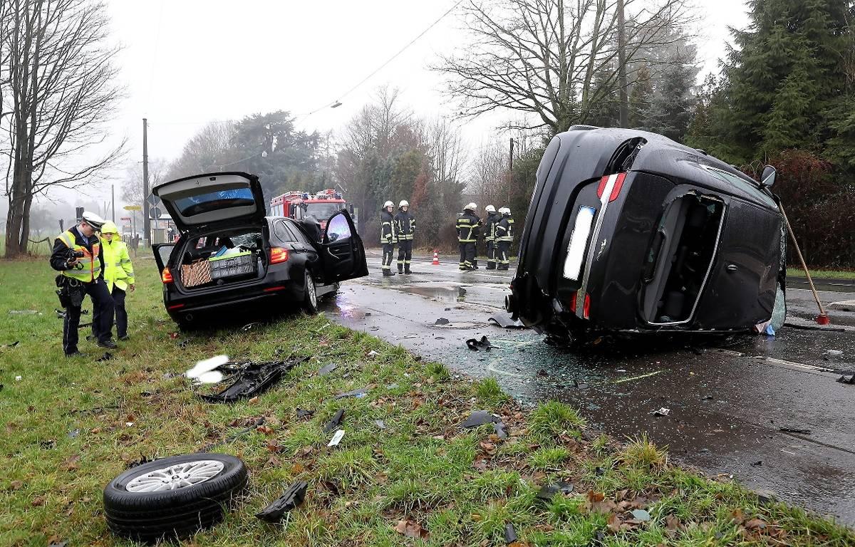 Unfall Burscheid