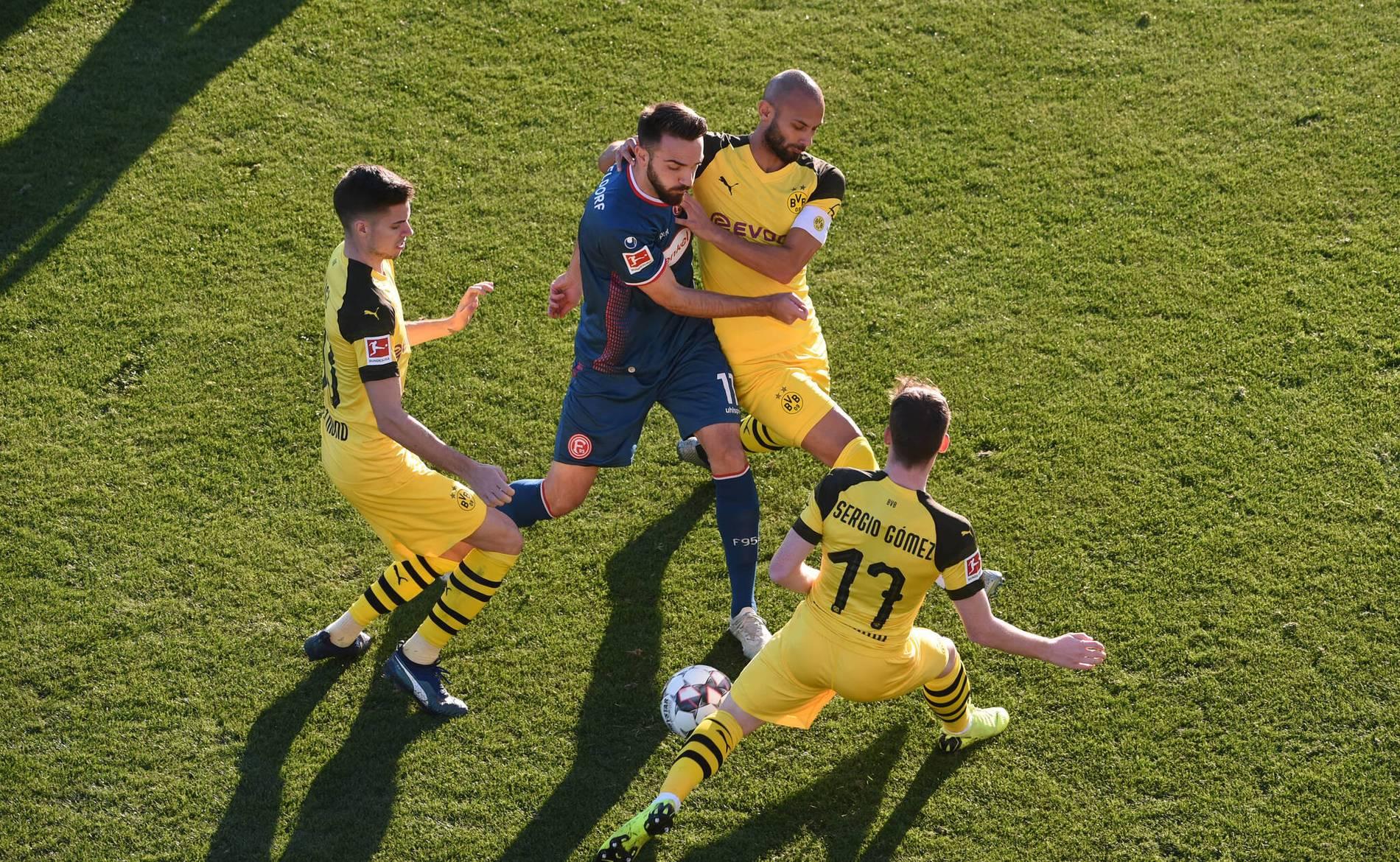 Dortmund Morgen Spiel