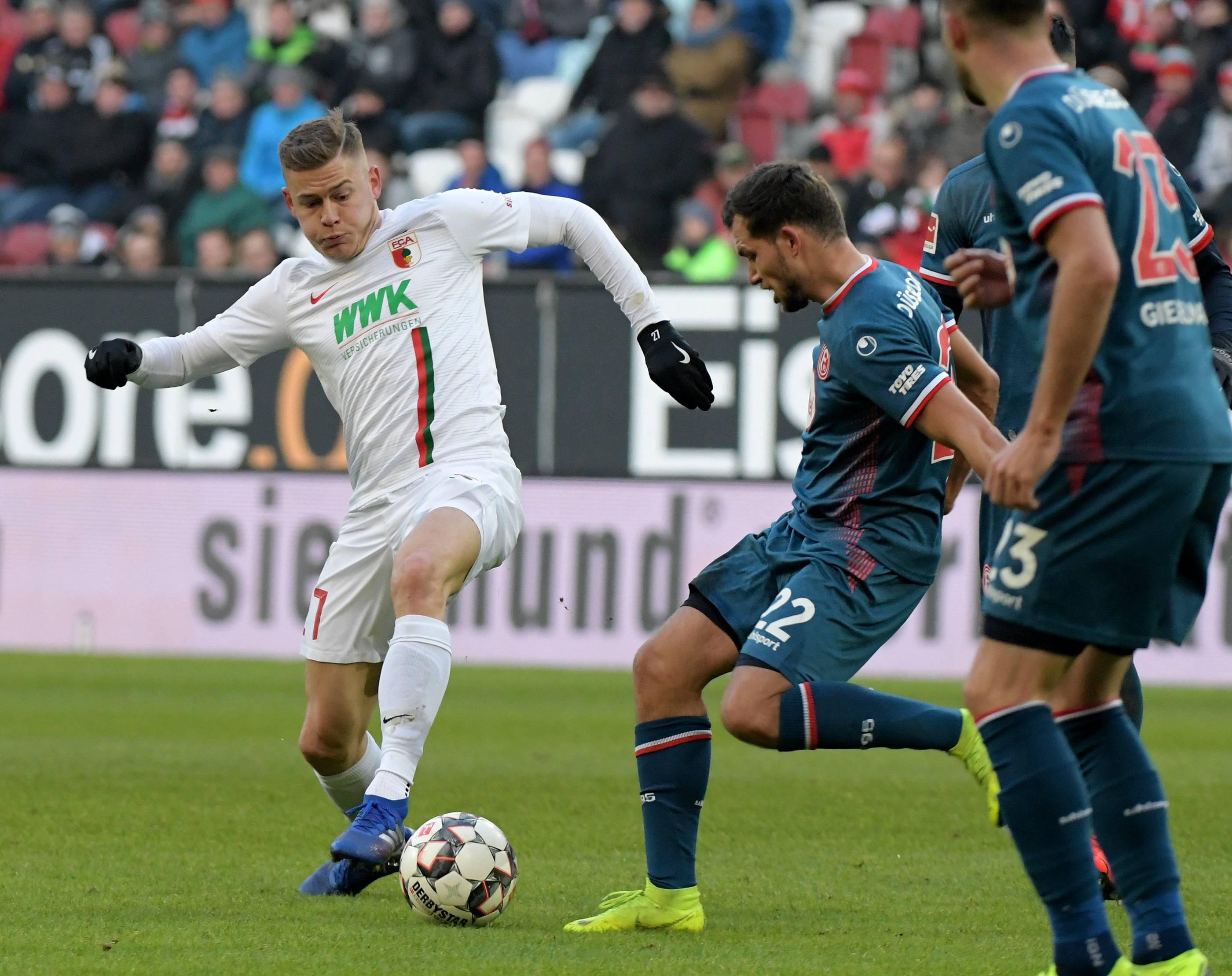 Fortuna Düsseldorf Spiele