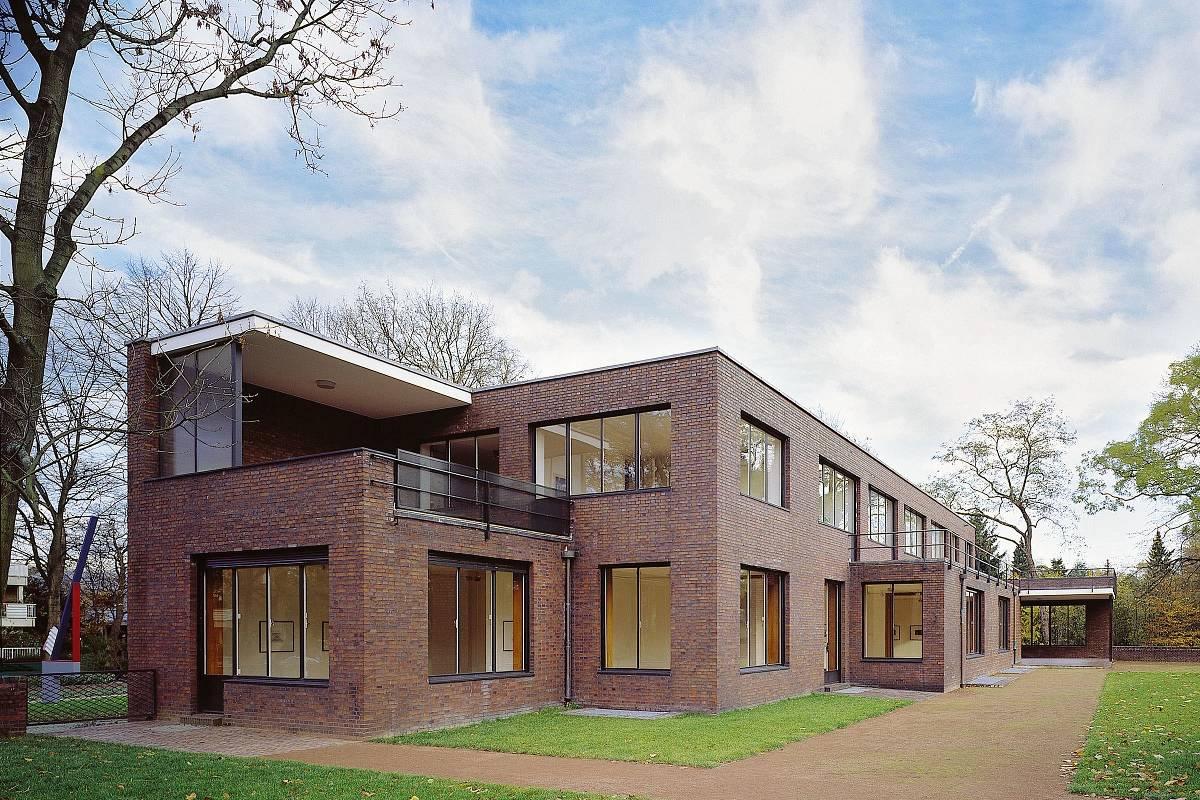 Kunstmuseen Krefeld Beteiligen Sich Am Bauhaus Jubiläumsjahr
