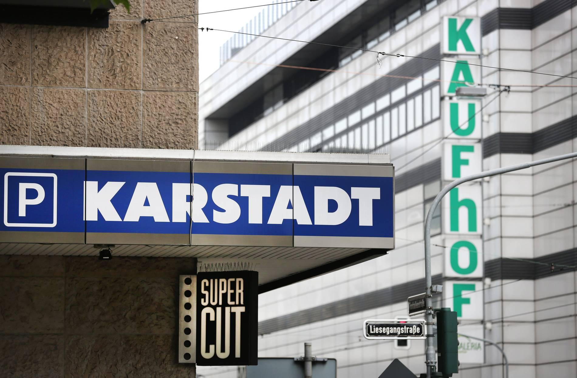 fd57c766a9a4a Fusion mit Karstadt : Kaufhof-Sanierung wird rund 2600 Vollzeit-Jobs kosten