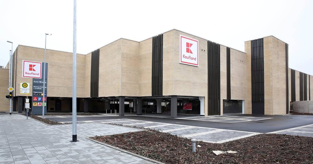 Mönchengladbach Kaufland