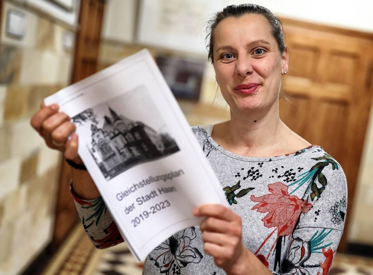 Gartenstadt Haan Veröffentlicht Gleichstellungsplan 2019