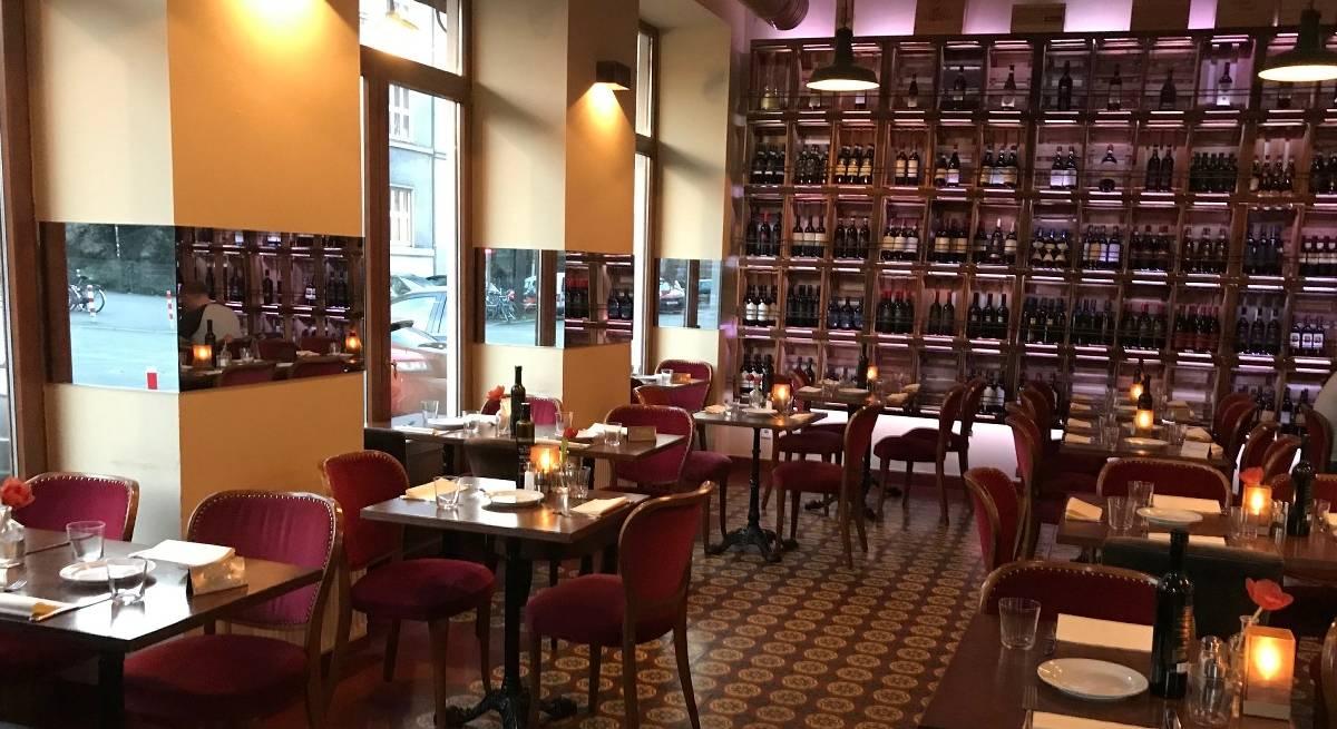 Funf Restaurants In Dusseldorf Die Zum Valentinstag Passen