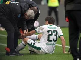 Borussia Mönchengladbach: Hofmann fehlt Gladbach gegen Frankfurt - Traoré muss operiert werden