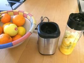 Gute Tat: Kein Obst wird mehr weggeworfen