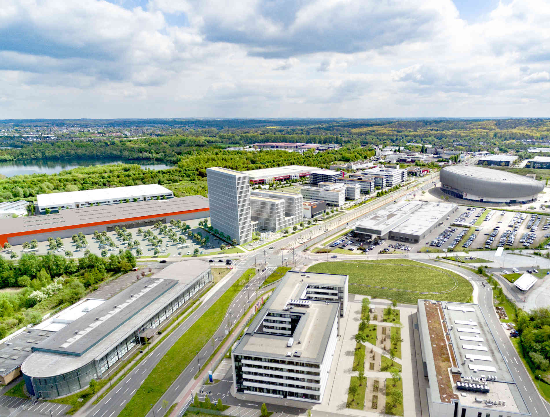 Weder Höffner Noch Schaffrath Stadt Düsseldorf Beerdigt Möbelhaus