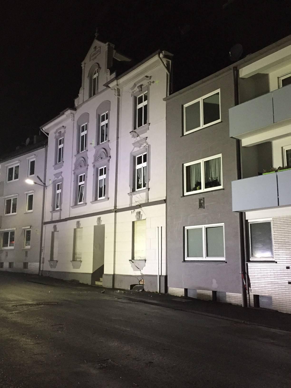 Neue Erkenntnisse zu einsturzgefährdeten Häusern in Wuppertal
