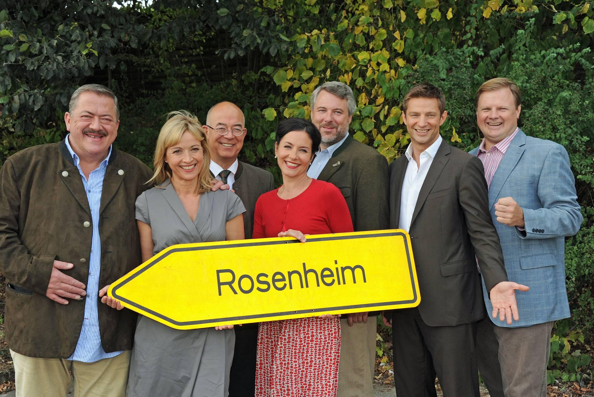 Die Rosenheim-Cops Besetzung