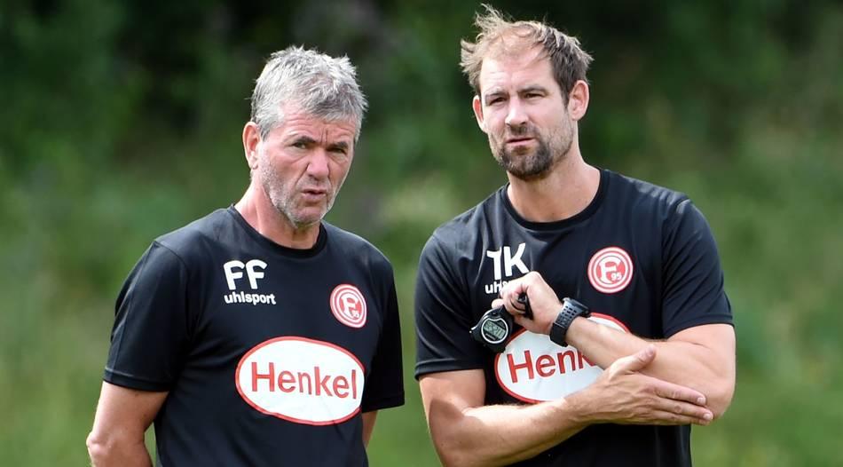 Rechenspiel: Noch zwei Punkte und Fortuna Düsseldorf wäre gerettet