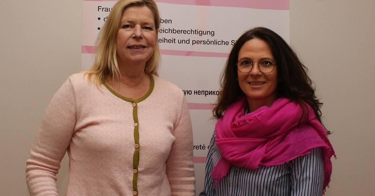 3500 Frauen kommen jährlich in Düsseldorf zur