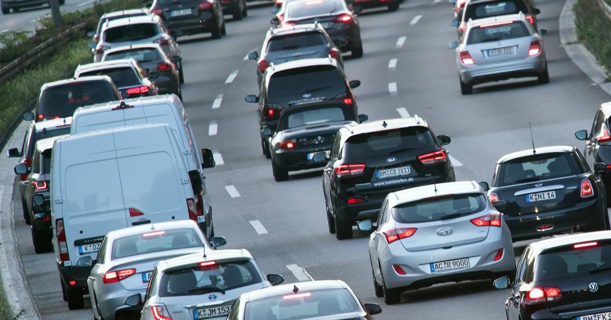 Verkehr Morgen