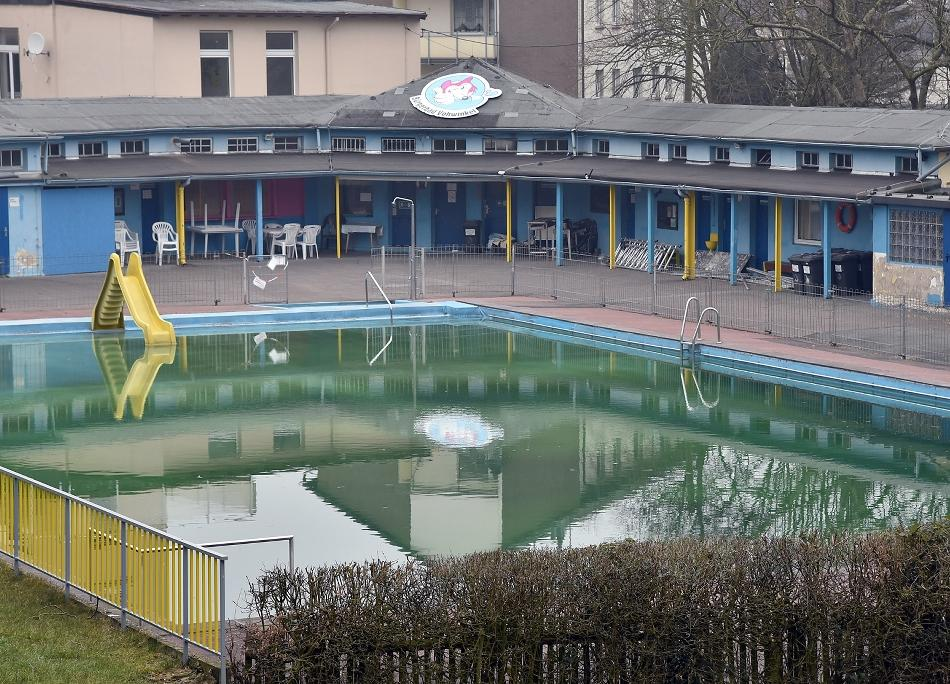 Saisonstart scheint gerettet: Vohwinkeler Freibad könnte doch schon im Mai öffnen