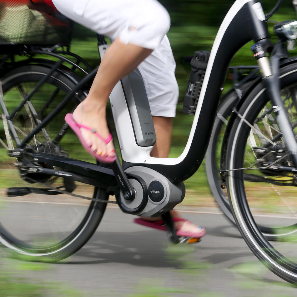 Elektromobilität: WSW Klimafonds fördert das 1000. E-Bike