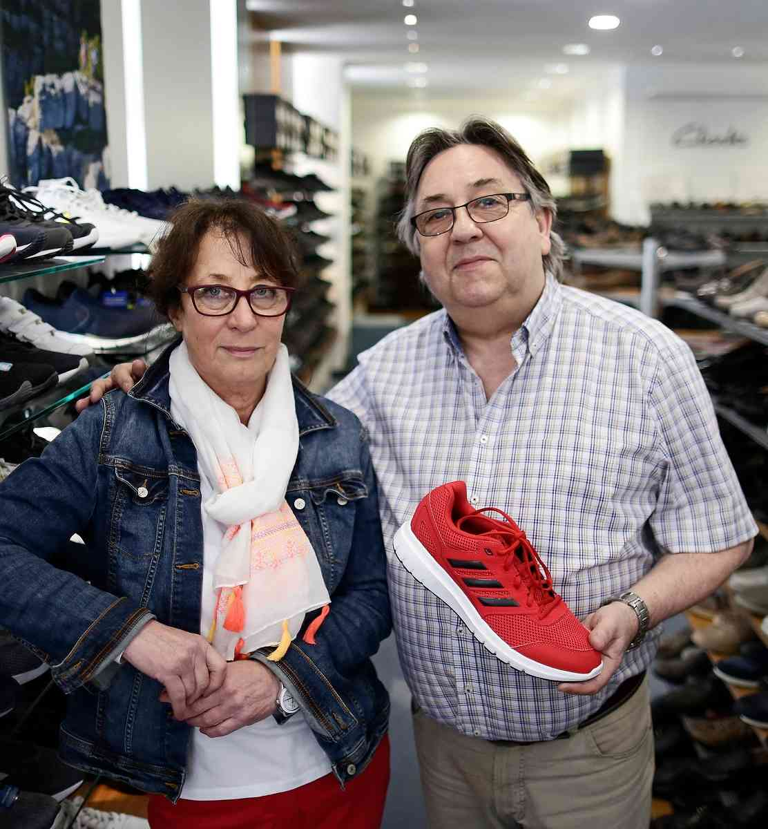 100 Jahre Schuh Tradition am Loh in Wuppertal