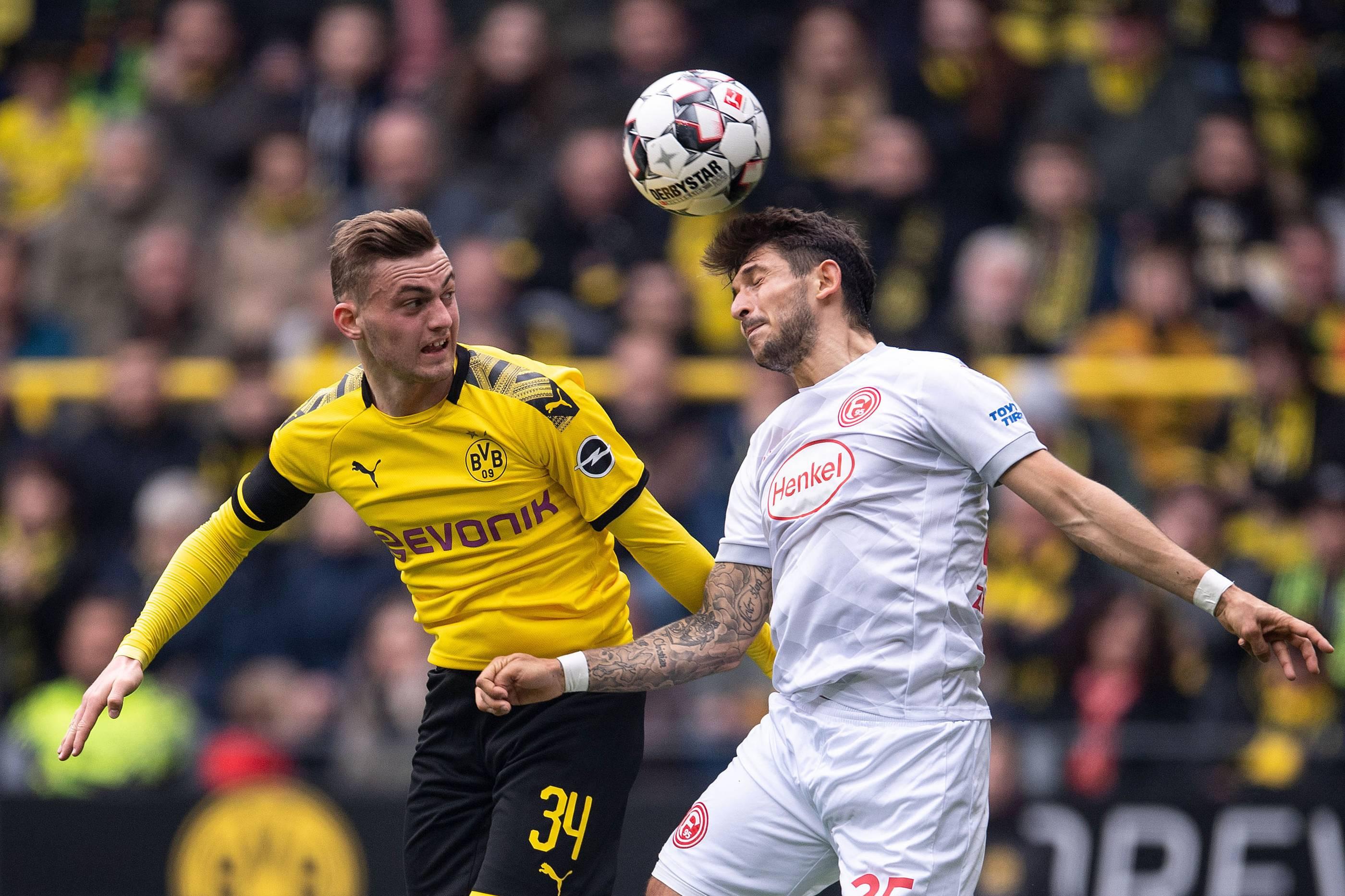 Fortuna Gegen Dortmund