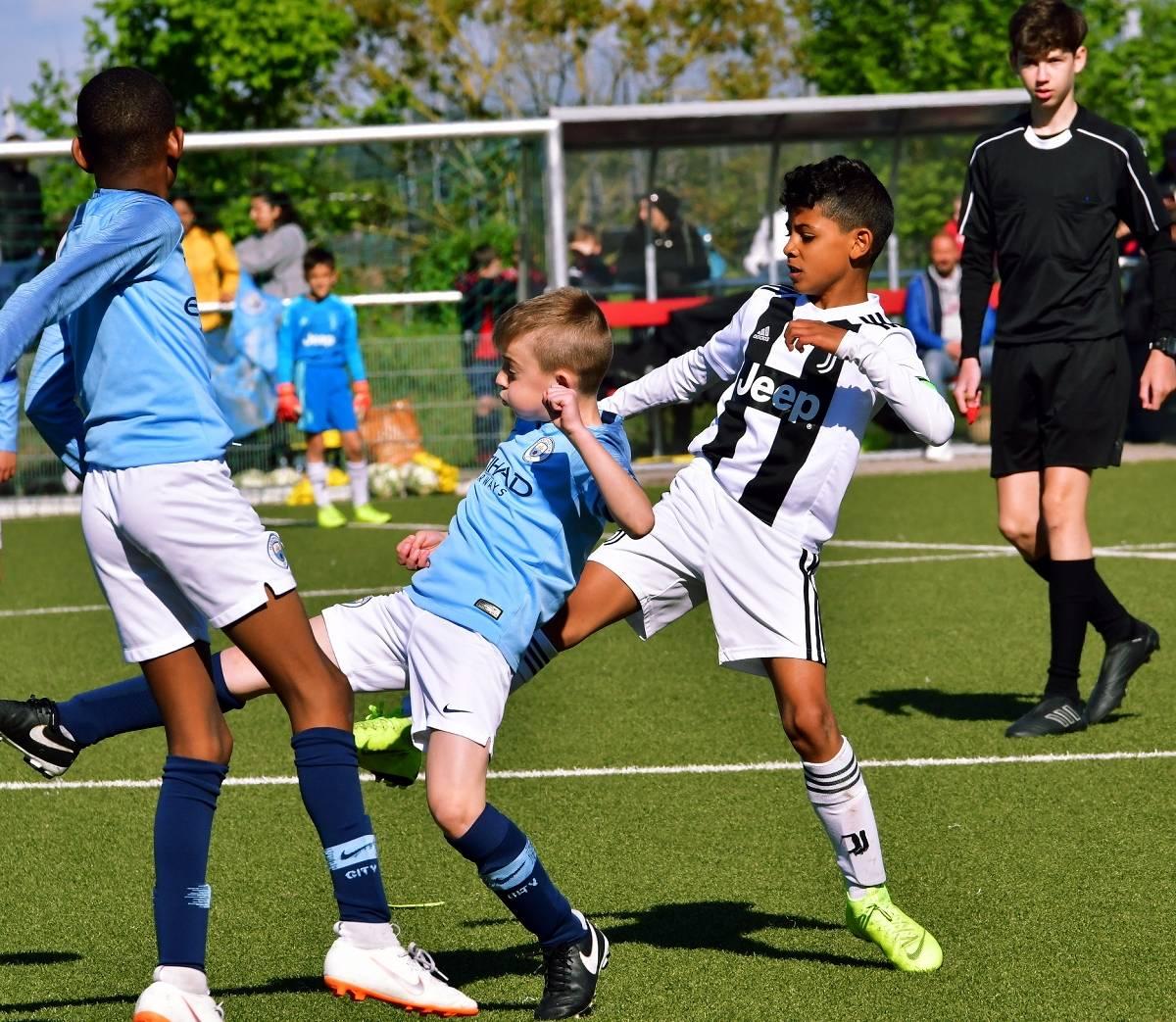 Kempen Cup Stars Von Morgen Wie Cristiano Ronaldo Junior