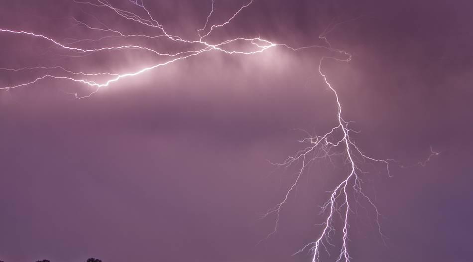 Krefeld: Wetterdienst warnt vor starken Gewittern