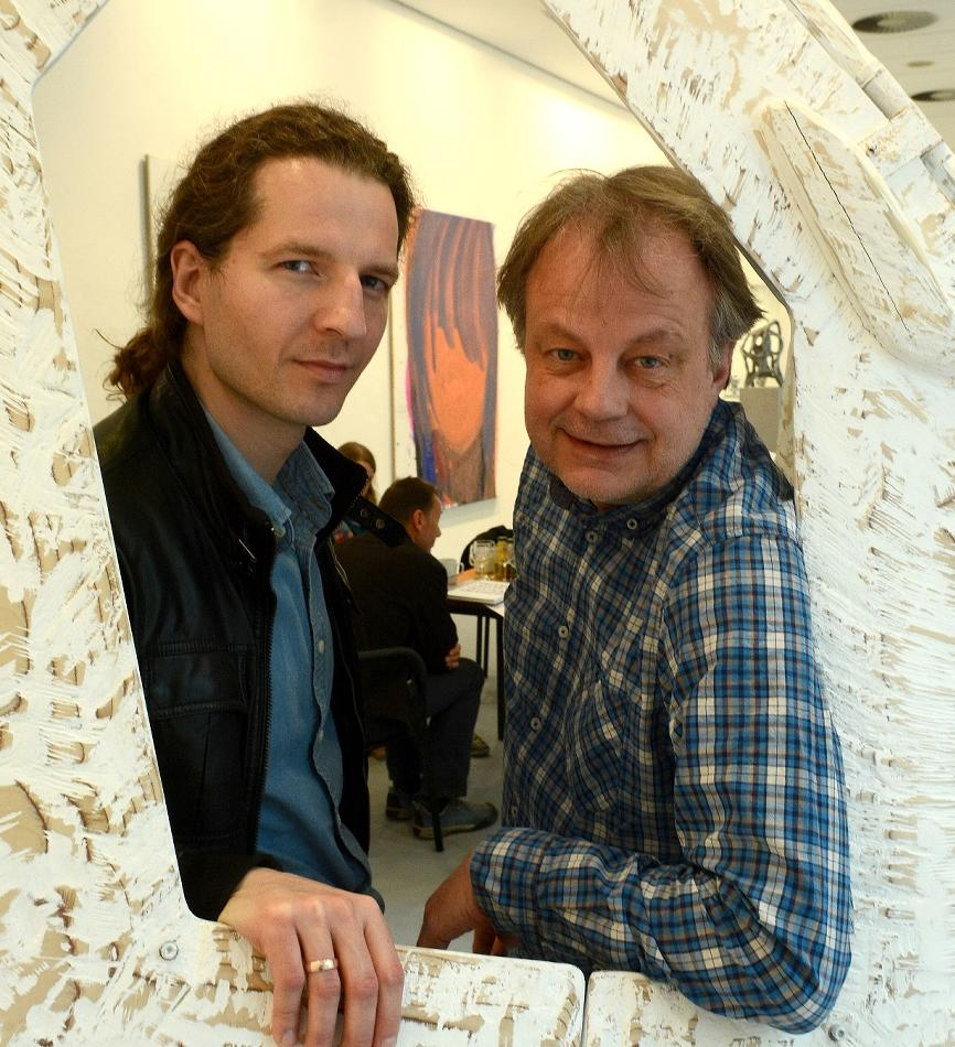 Ausstellung in der Alten Post in Neuss: Ein Dialog polnischer und deutscher Kunst