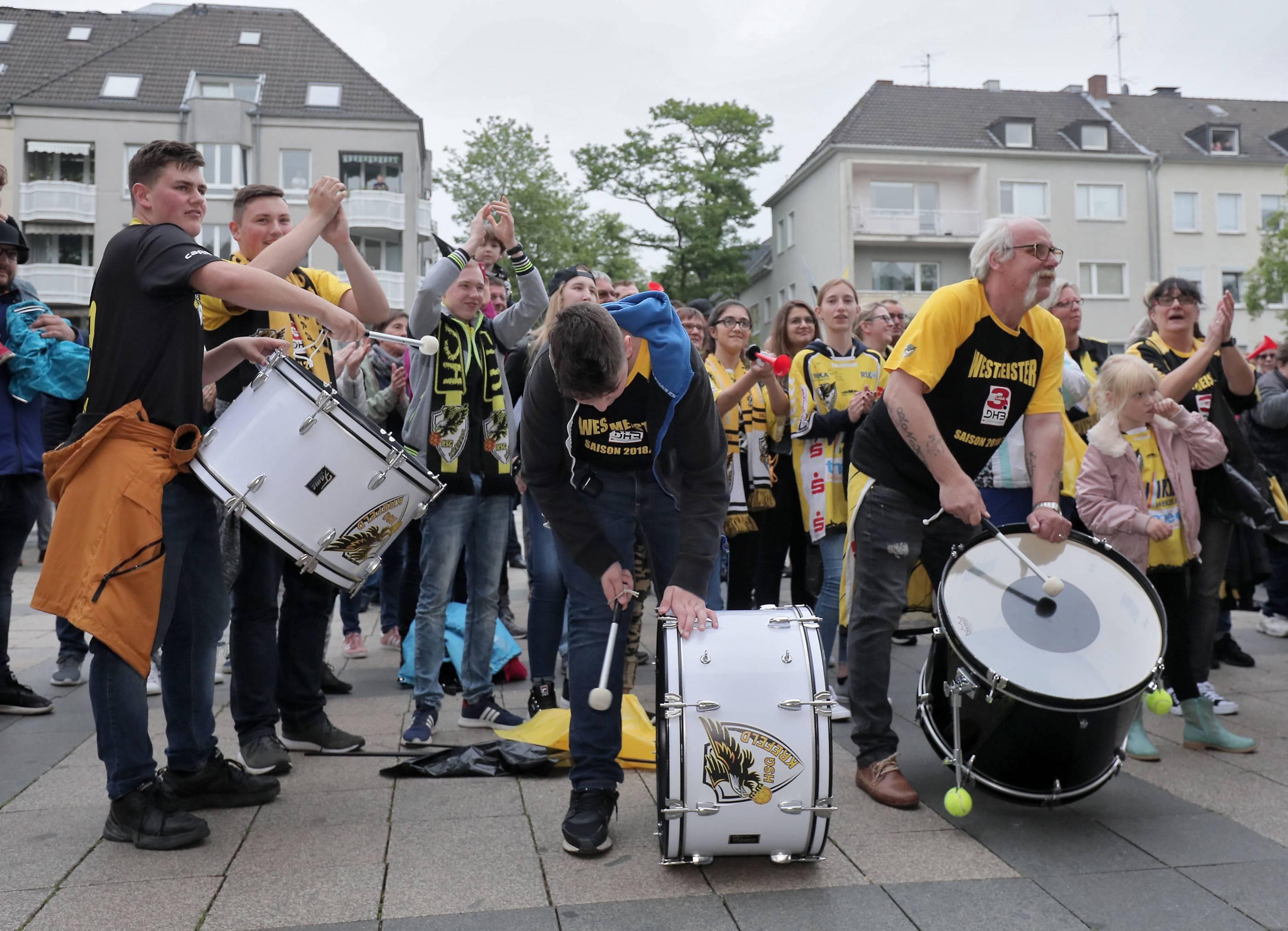 Hsg Krefeld Relegation