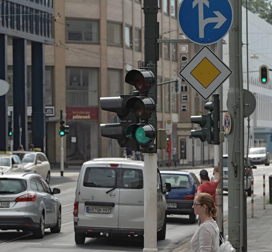 Straßenverkehr: 4,2 Millionen Euro gegen dicke Luft