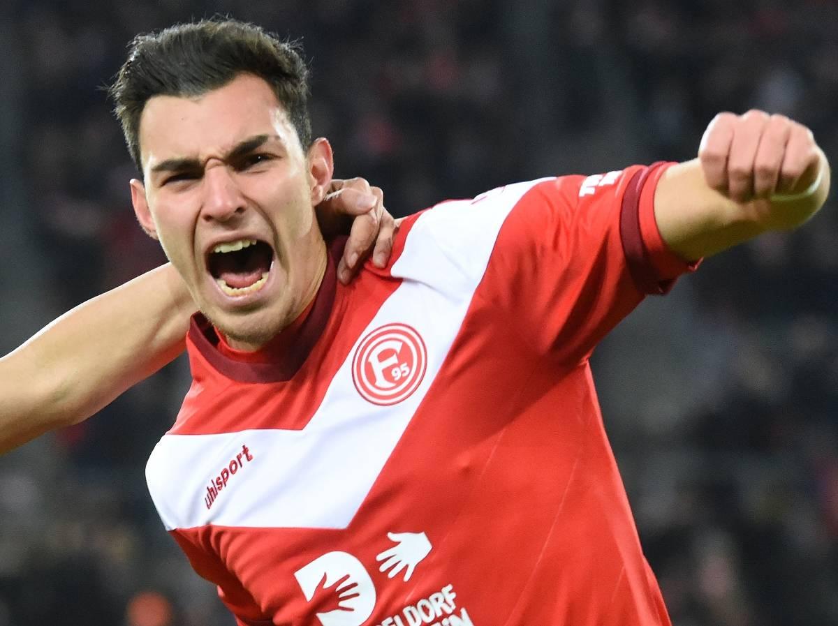 Fortunas Abwehrspieler Ayhan zieht Ausstiegsklausel nicht