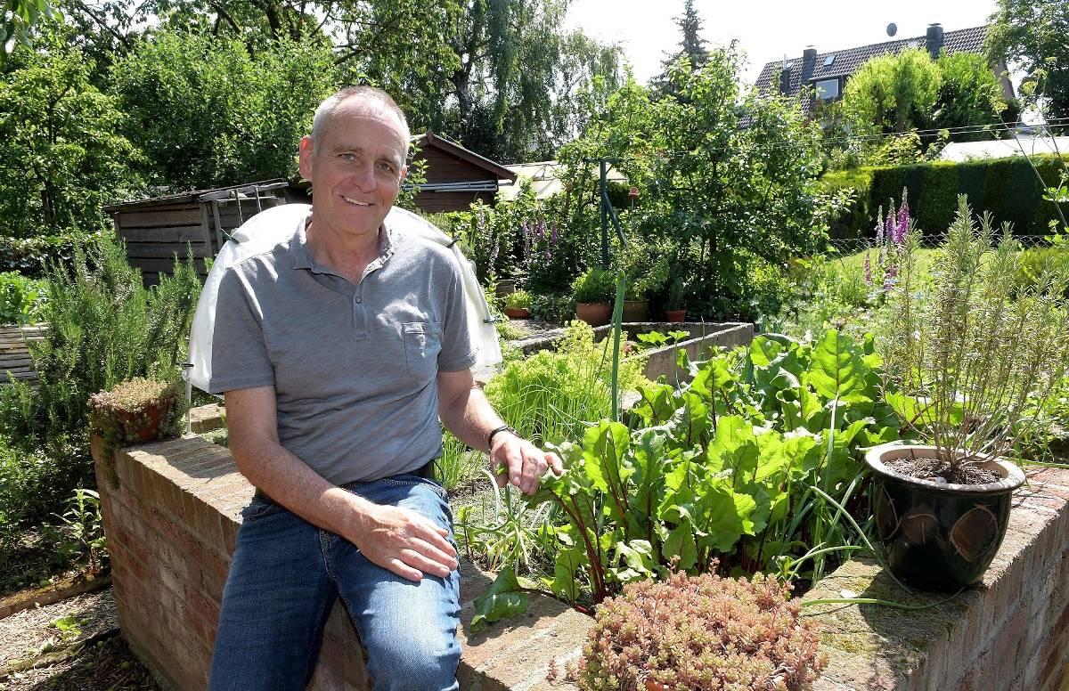 Offene Gartenpforte Kempener Zeigen Ihr Grunes Paradies