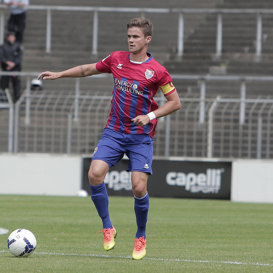 Überraschende Vertragsauflösung: Kapitän Mario Erb verlässt den KFC Uerdingen
