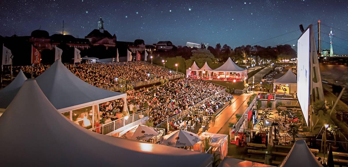 Open Air Kino Rhein Main