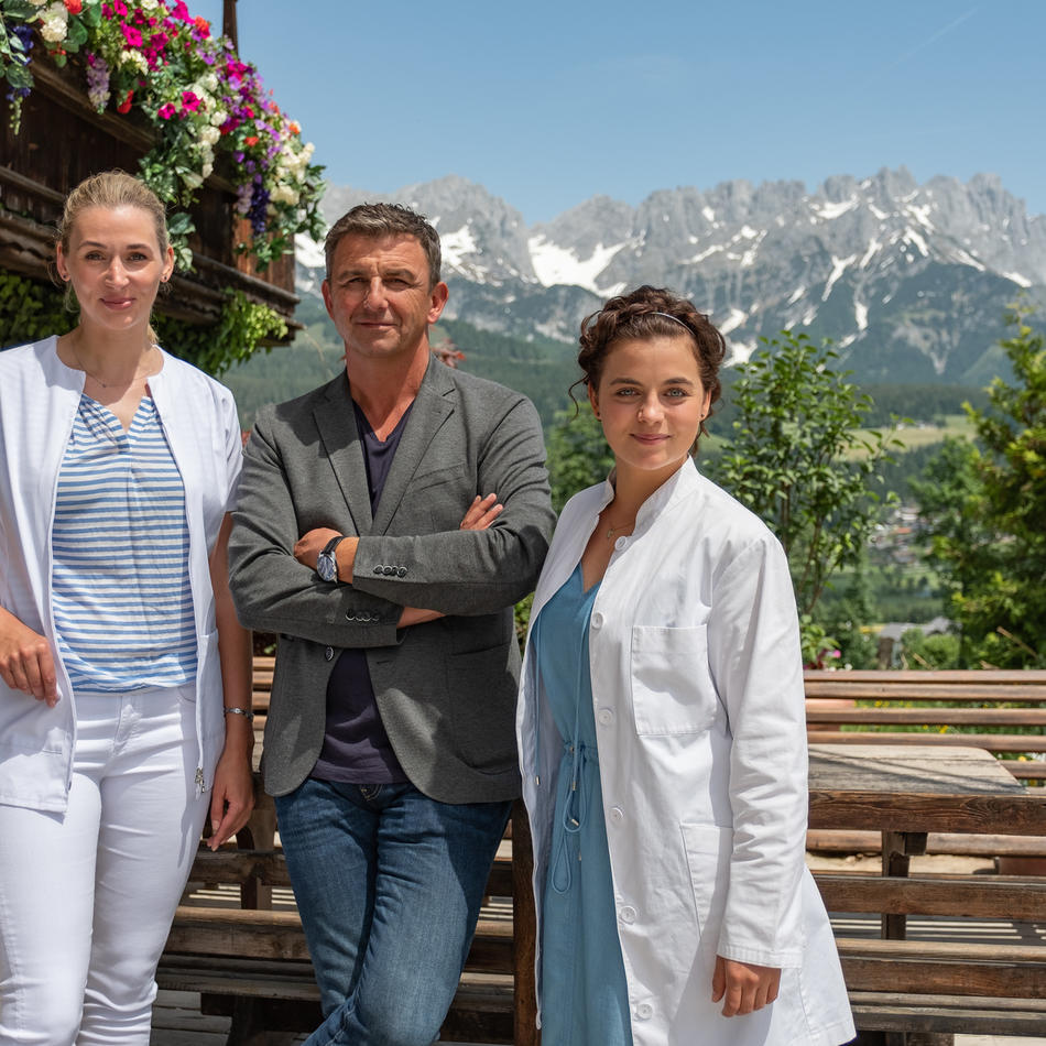 Film: Aus der Recke-Stiftung zum Bergdoktor