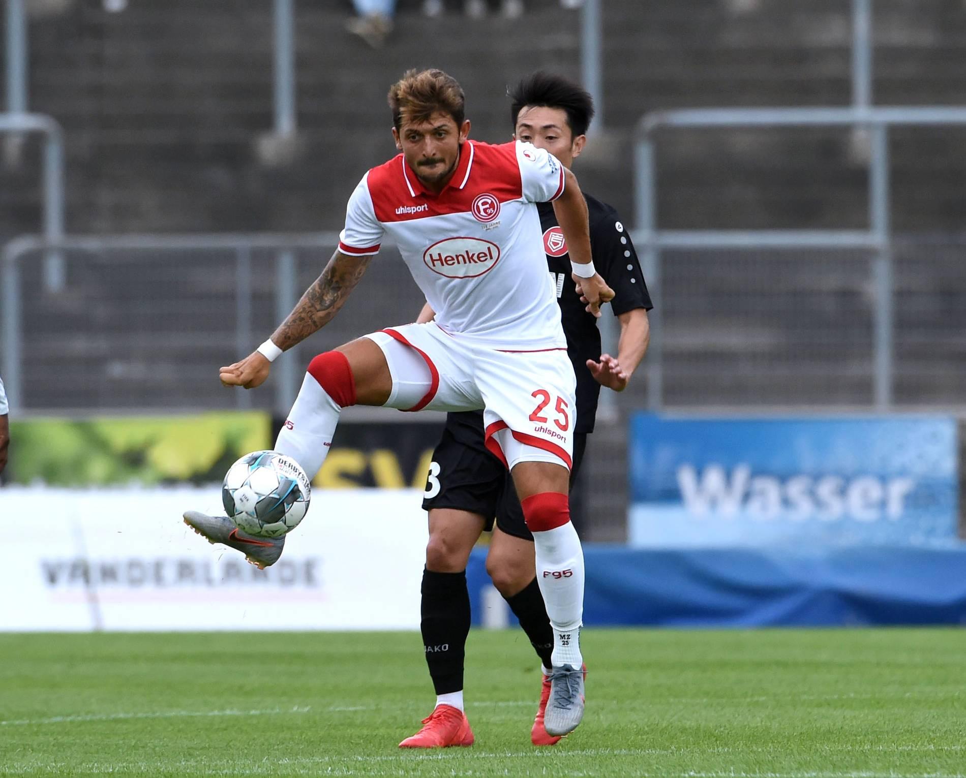 Fortuna Dusseldorf Hat Aus Vorsicht Ein Viertes Trikot